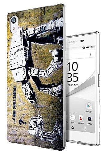 548-banksy-graffiti-art-star-war-robot-design-sony-xperia-z5-fashion-trend-silikon-hulle-schutzhulle