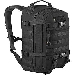 WiSPORT® SPARROW Sac à dos 16, 20 ou 30 litres (Militaire Cordura MOLLE Pêche Randonnée Camping Outdoor)