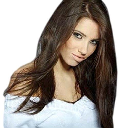 Einteiliges Haarverlängerung CLIP ON Halbperücke, Extra Lang. ()