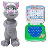 #8: TALKING TOM CAT AND LEARNING MINI LAPTOP PACK OF 2