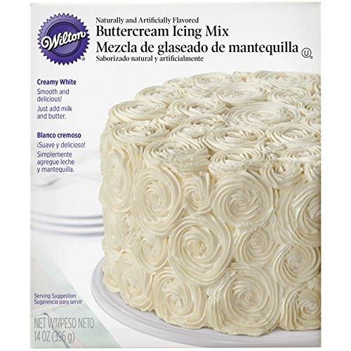ix Cremige Weiß 397g (Cake Mix Cookies)