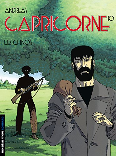 Capricorne - tome 10 - Chinois (Les)