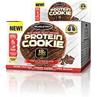 Muscletech Products - Protéine Cookie Soft Baked Triple chocolat - 6 Biscuits