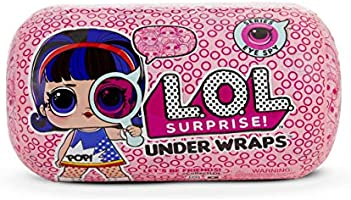 L.O.L. Surprise 552055E7C Under Wraps-Eye Spy 1A - Occhiali da Sole, Colori Assortiti