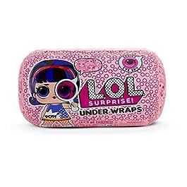LOL Surprise ! 552055E7C Under Wraps-Eye Spy 1A – Bambola con Costume, Colori assortiti, 1 pezzo
