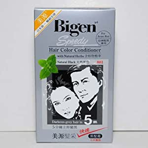 Bigen Speedy Hair Color No.881 Natural Black