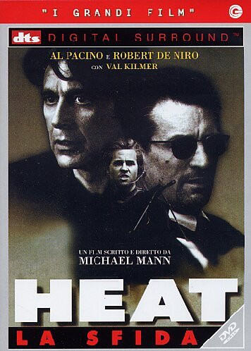 Bild von Heat - La sfida [IT Import]