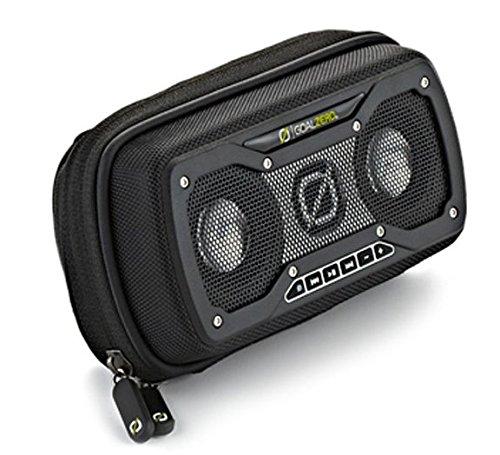 Goalzero Portable Speaker Rock Out 2 Rechargeable Schwarz Schwarz Portable Speaker