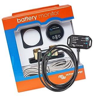 Batterie Monitor | Batteriecomputer | Batteriewächter | Spannungswächter | Victron Energy Set BMV 702 mit VE.Direct Bluetooth Smart dongle