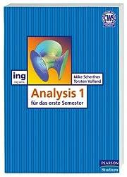 Analysis I für das erste Semester (Pearson Studium - Maschinenbau)