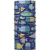 Original Buff Ocean Tubular, Niños, Azul, Única