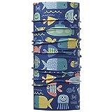 Buff Baby Multifunktionstuch HIGH UV, Ocean Blue, One size, 111486.707.10.00
