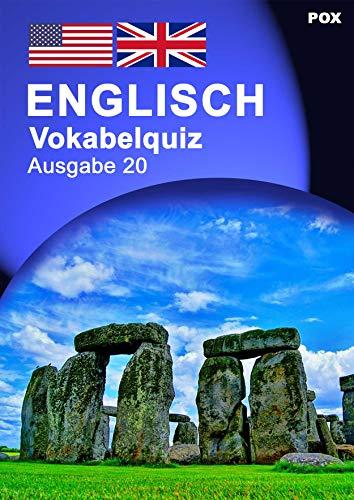 Englisch Vokabelquiz Ausgabe 20 (English Edition)