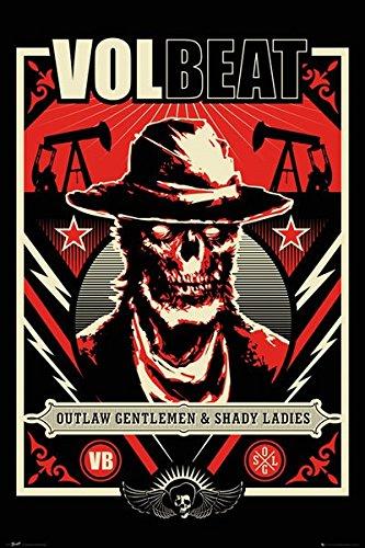 GB eye, Tokyo Ghoul, Volbeat, Maxi Poster, 61x91.5cm