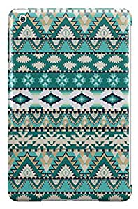 GeekCases Aztec Green Back Case for Apple iPad Mini