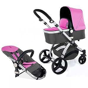 Froggy Kinderwagen MAGICA 2012 Pink