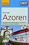 DuMont Reise-Taschenbuch Reiseführer Azoren: mit Online-Updates als Gratis-Download