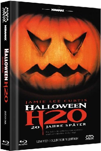 t [Blu-ray + DVD] [Limited Collector's Edition] Mediabook [Limited Edition] (Halloween Ausverkauf)