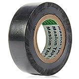 zhang-hongjun,Ruban d'isolation en PVC Masion Easy-Wrap pour systèmes de tuyauterie/conduits/conduits/Regroupement/Outils, etc.(Color:Noir)