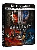 Warcraft : le commencement [4K Ultra HD + Blu-ray + Copie Digitale UltraViolet] [4K...