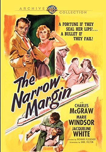 The Narrow Margin by Charles Mcgraw