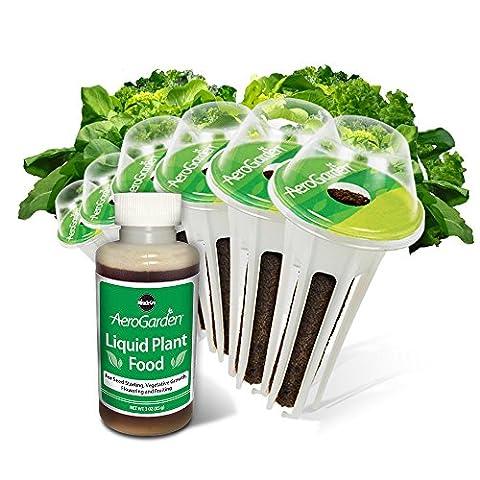 Miracle-Gro AeroGarden Heirloom Salad Greens Seed Pod Kit