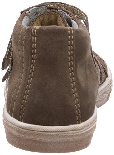 Däumling Anni - Alexa Unisex-Kinder Hohe Sneakers Braun (Turino tartuffo89)