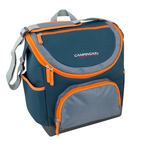Campingaz Kühltasche Messenger Tropic 20L, Isoliertasche mit Tragegurt, kühlt bis zu 16 Std, faltbare Isotasche zum Einkaufen, Camping oder als Picknicktasche