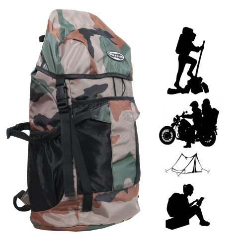 e0d168fe8ad 37% OFF on POLESTAR TREK 44 Lt camouflage  military Rucksack  Travel    Weekend backpack bag on Amazon