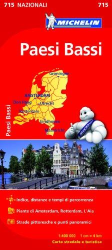 Paesi Bassi 1:400.000