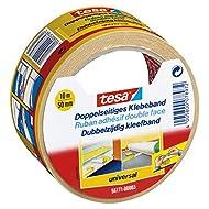 tesa® Spar-Set: 3x 56171-03-01 Doppelseitiges Klebeband, universal 10m:50mm