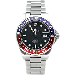 Grovana Gents Watch Diver Automatic GMT 1572.2135