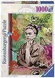 Ravensburger 15401 Frida Kahlo De River Puzzle, Fantasy, 1000 Pezzi