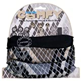 Oxford Comfy Neck Warmers Snake Balaclava (Pack of 3) - Multicoloured, One Size