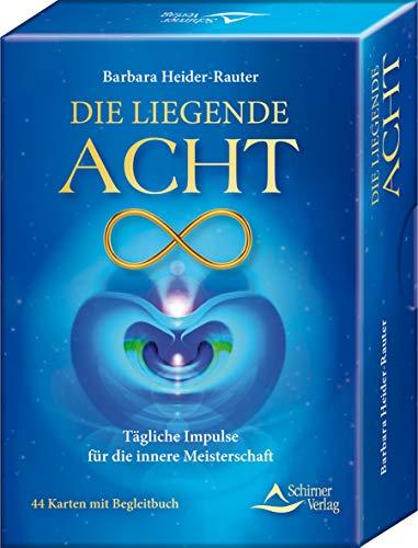 SET-Die liegende Acht: Tägliche Impulse für die innere Meisterschaft - 44 Karten mit Begleitbuch