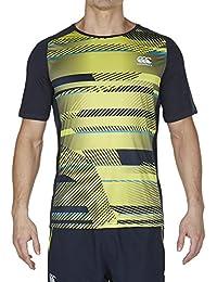 Vapodri+ - T-Shirt Entraînement de Rugby Super léger Graphique - Total Eclipse