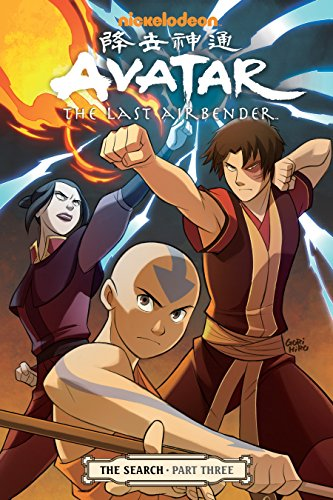 Avatar: The Last Airbender - The Search Part 3 (English Edition) - 3 Air-bühne