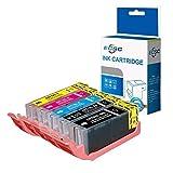 ECSC Compatible Encre Cartouche Remplacement Pour Canon Pixma MG5700 MG5750 MG5751...