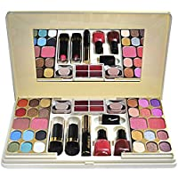 Just Gold Makeup Kit - Set of 49 Piece, JG923