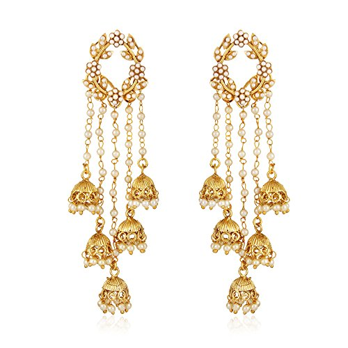 shining-diva-fashion-jewellery-gold-plated-stylish-fancy-party-wear-pearl-jhumka-jhumki-traditional-earrings-for-women-girls