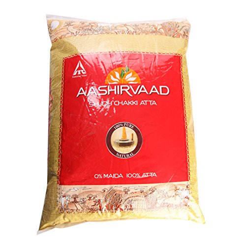 Aashirvaad Flour – Whole Wheat Atta, 10kg Pack