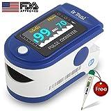 Neclife Dr. Trust Finger Pulse Oximeter