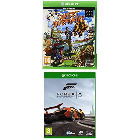 Sunset Overdrive - Day One Edition + Forza 5