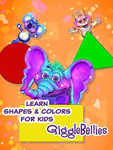 The GiggleBellies: Learn Shapes & Colors for