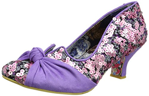 Irregular Choice - Dazzle Pants, Scarpe col tacco Donna Pink (Pink)