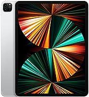 2021 Apple iPad Pro (12.9-inch, Wi-Fi + Cellular, 2TB) - Silver (5th Generation)