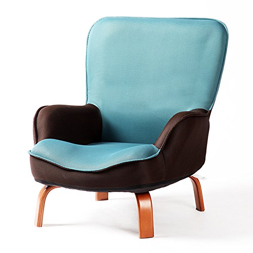 JIE KE Wohnzimmer-fauler Couch-Sofa-Stuhl-kreatives einzelnes kleines...
