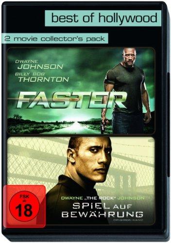 Best of Hollywood - 2 Movie Collector's Pack: Faster/Spiel auf Bewährung [2 DVDs]