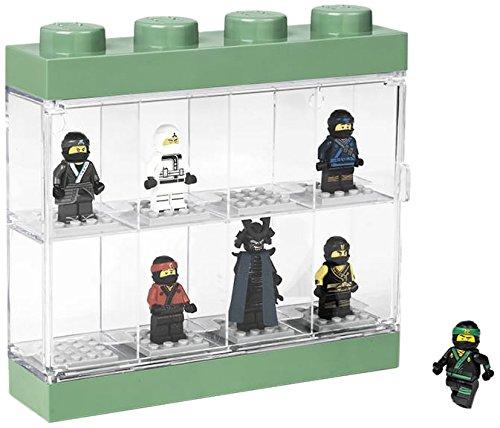 LEGO LEGO-4065 Caja expositora 8 Minifiguras Ninjago