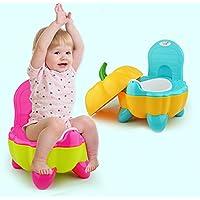 Malayas® Orinal para Niños Inodoro Portátil para Bebé Orinal de Entrenamiento para Niños